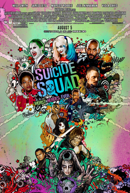 A Suicide Mission? MMT Review of SUICIDE SQUAD by contributor Darryl King