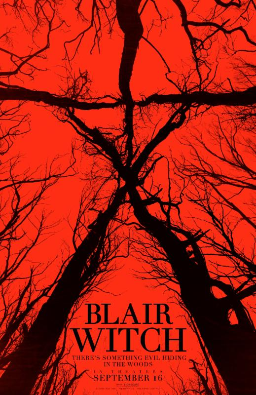 MMT Quick Review: BLAIR WITCH by guest contributor Samantha Hollins