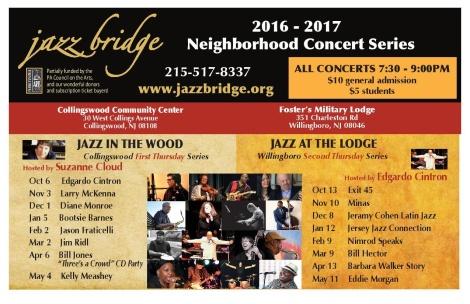 Jazz Bridge New Jersey