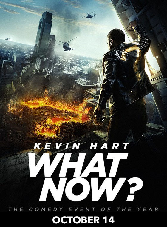GIVEAWAY: advanced screening for KEVIN HART: WHAT NOW on Tuesday, October 11 (Philly, PA)
