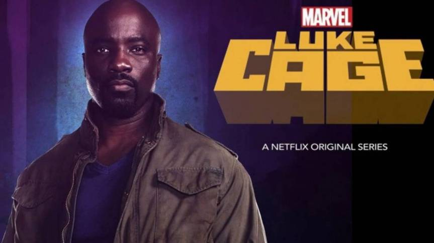 SWEET CHRISTMAS: an MMT Quick Review of Marvel's 'Luke Cage' by contributor Darryl King