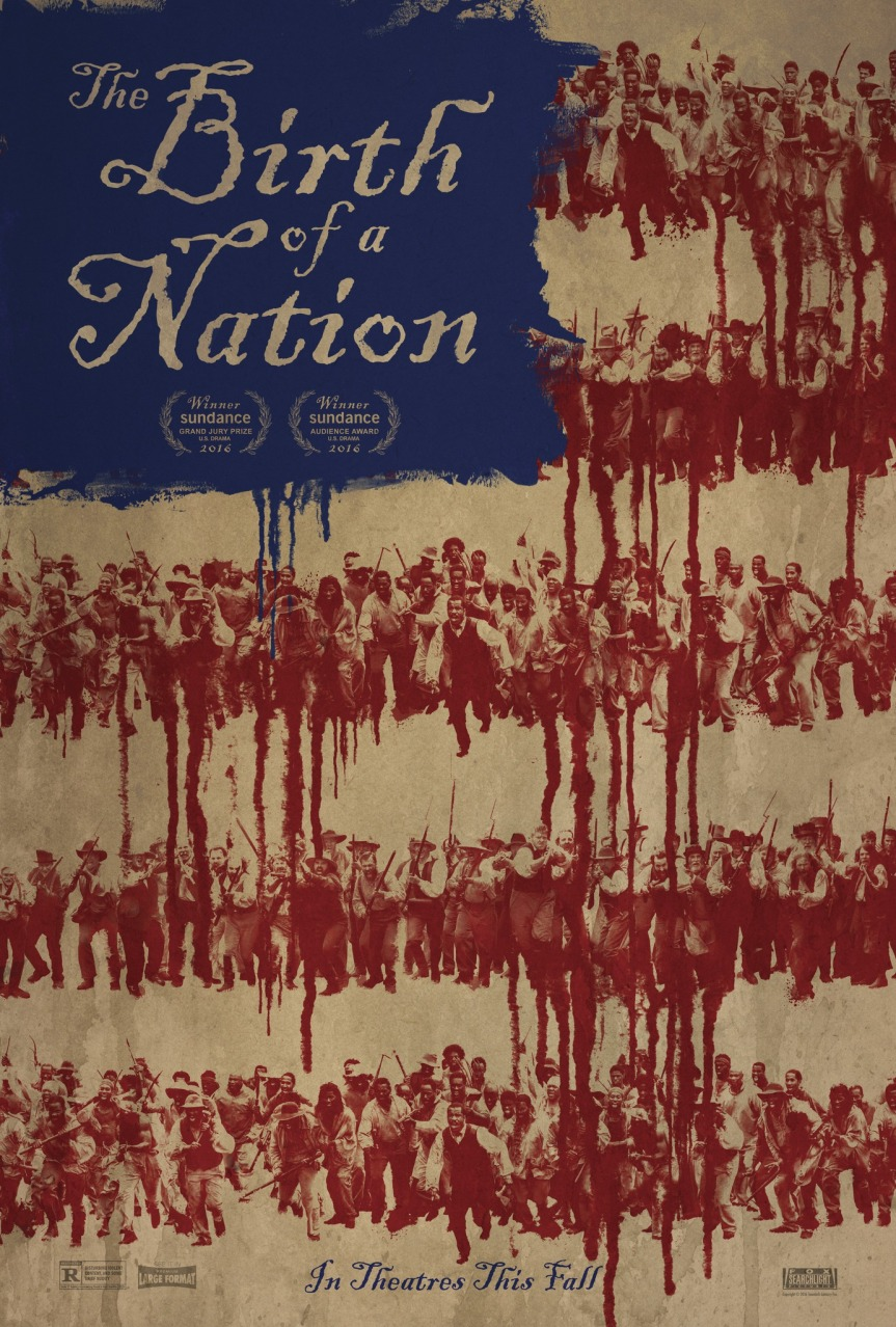 MMT Quick Review: THE BIRTH OF A NATION by contributor Darryl King