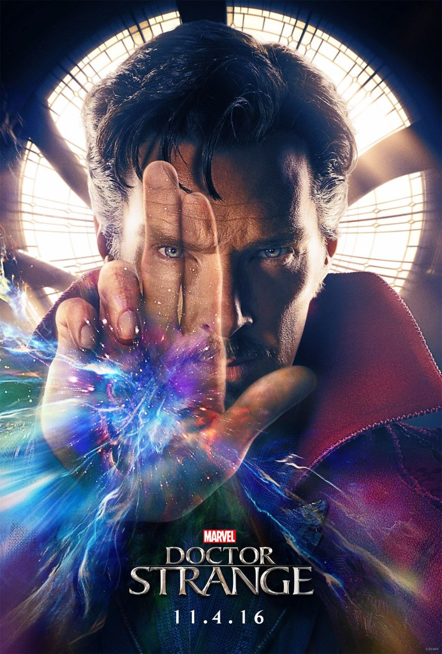MMT Quick Review: THE SORCERER SUPREME a review of DR. STRANGE by Darryl King