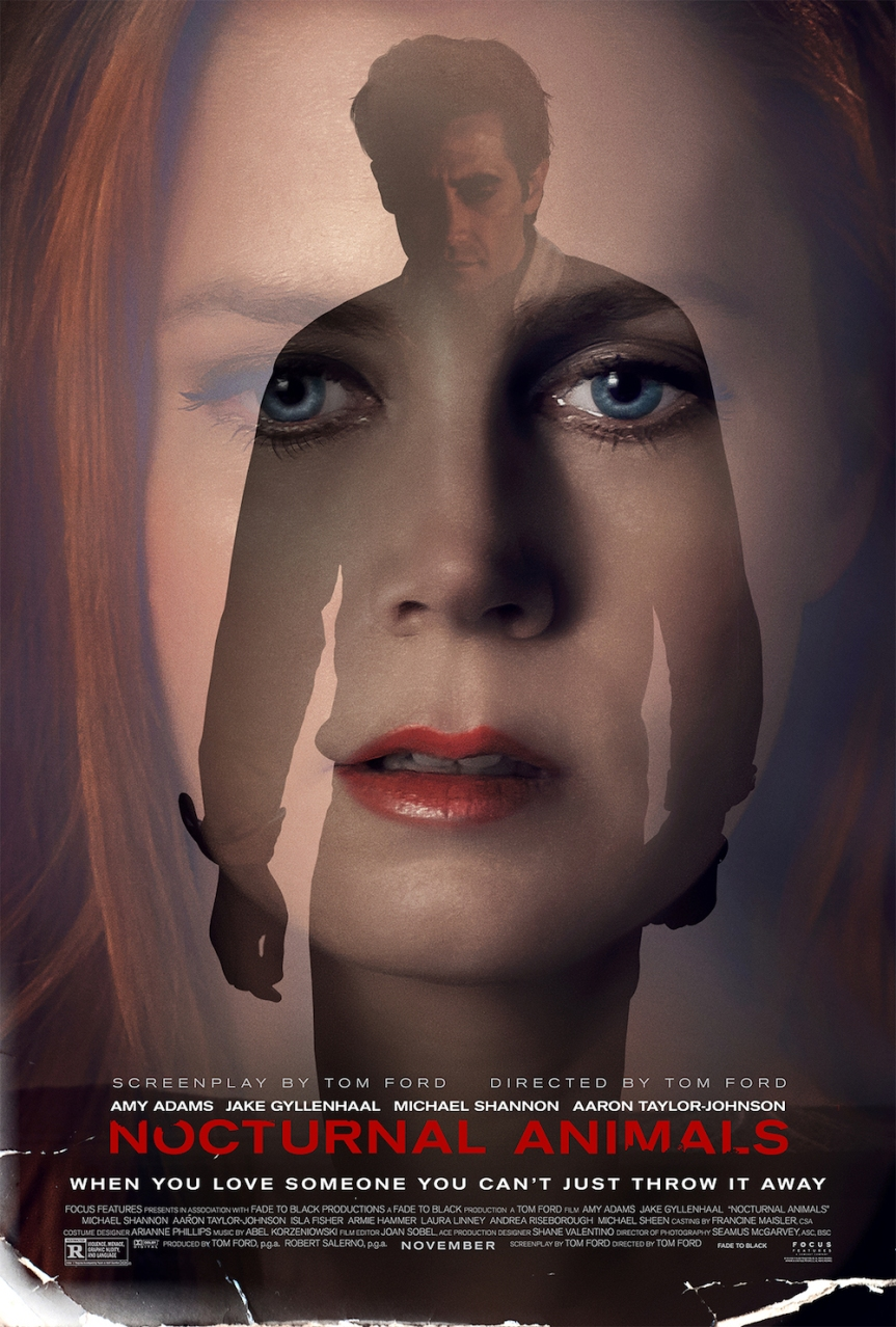 MMT Quick Review of NOCTURNAL ANIMALS by guest contributor SamanthaHollins