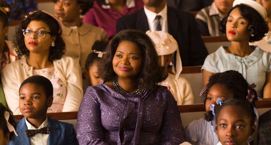 GIVEAWAY: advanced screening of HIDDEN FIGURES on Wednesday, January 4 (Philly, PA)