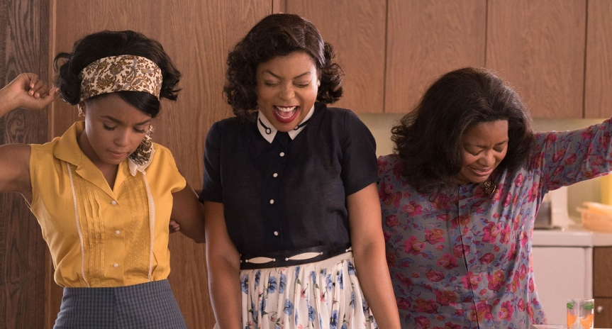 "MMT Quick Review: Hidden No More a review of ""Hidden Figures"" by Darryl King"