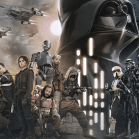 A New Hope? a Rogue One: A Star Wars Story review by Darryl King