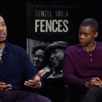 MMT Talk with FENCES stars Russell Hornsby and Jovan Adepo