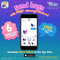MMT Recommends: 'Emoji Trolls' now available on the App Store and Google Play