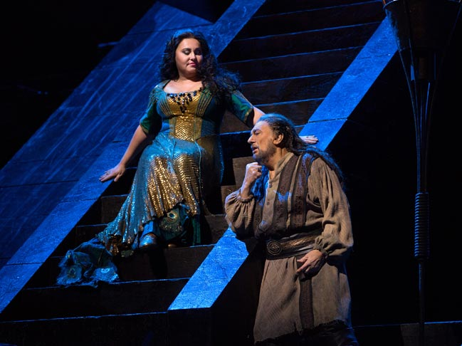 GIVEAWAY: MET LIVE IN HD 'NABUCCO' JANUARY 7 AND 11 (Philly, PA area)
