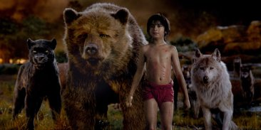 Jungle Book (Netflix Pick)