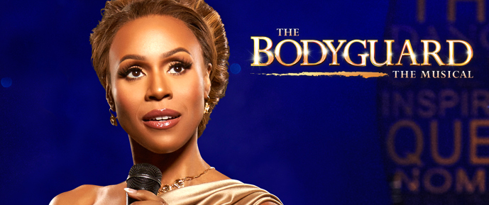 GIVEAWAY: THE BODYGUARD THE MUSICAL on Broadway Philadelphia February21-26