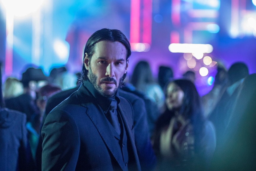 MMT Quick Review of JOHN WICK: CHAPTER 2 by contributor DarrylKing
