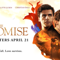 GIVEAWAY: advance screening passes for THE PROMISE on Tuesday, April 18