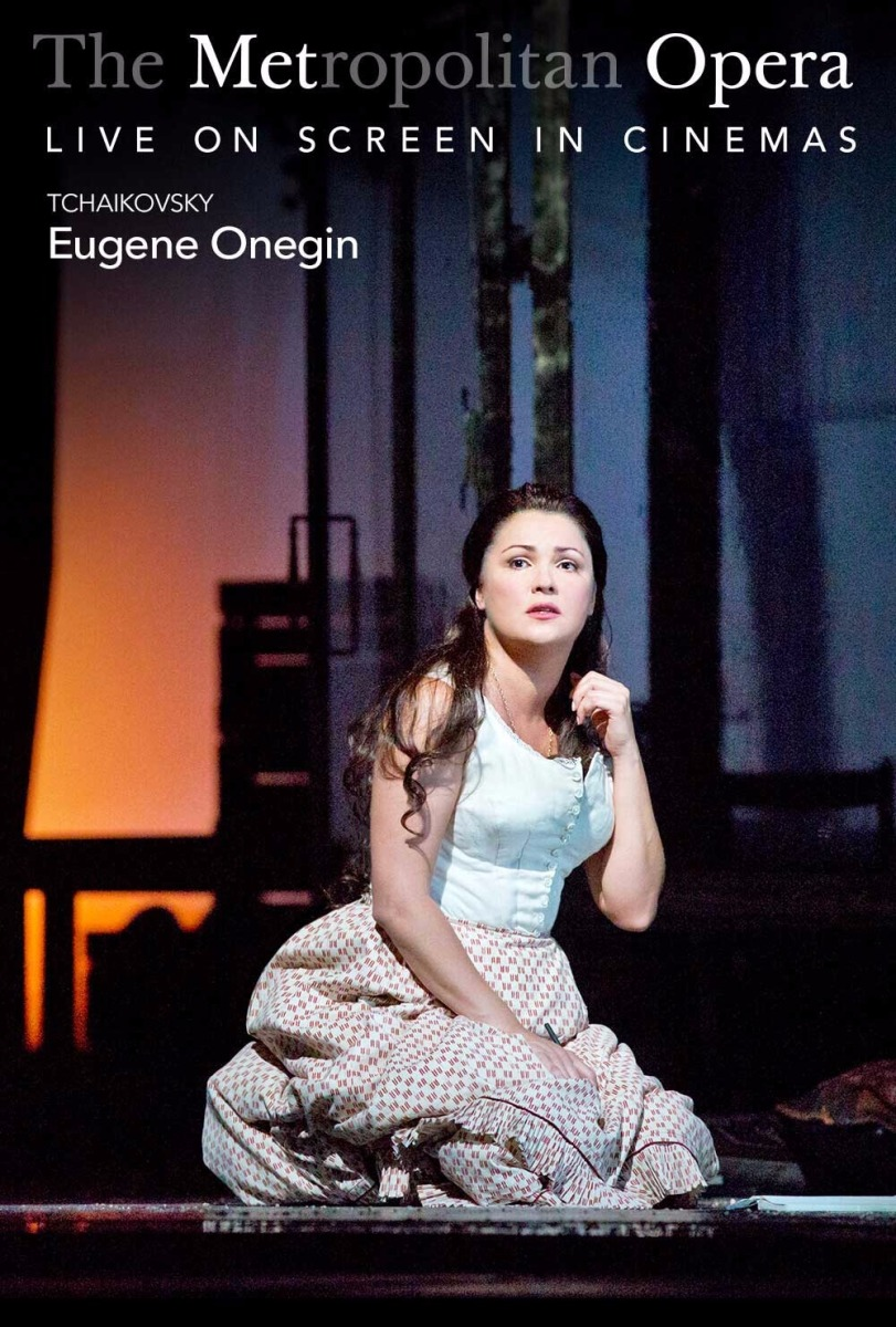 GIVEAWAY: MET LIVE IN HD 'EUGENE ONEGIN' April 22 and April 26 (Philly, PA)