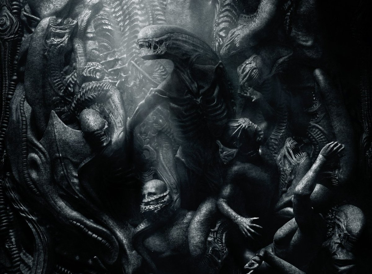 MMT Quick Review of ALIEN: COVENANT by contributor Darryl King