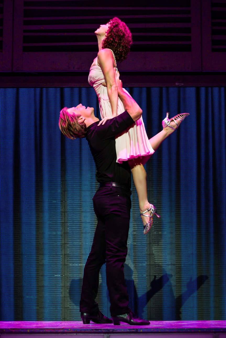 MMT QUICK CHAT with DIRTY DANCING – THE CLASSIC STORY ON STAGE's Jennifer Mealani Jones