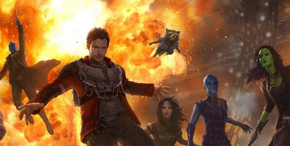MMT Quick Review of GUARDIANS OF THE GALAXY VOL. 2 by contributor Darryl King
