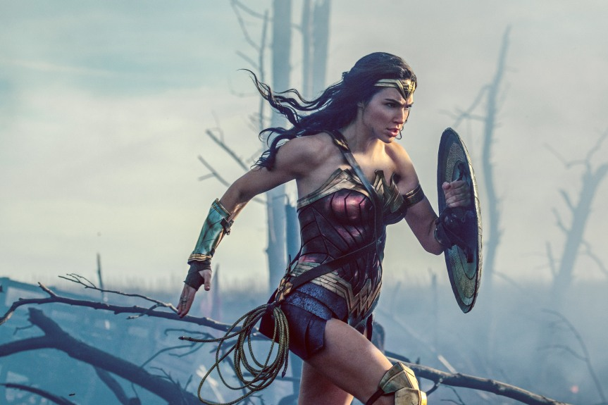 Social media chat with the cast of 'WONDER WOMAN' and advance screening giveaway (Philly, Paarea)