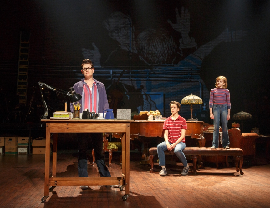 MMT Quick Review of FUN HOME on Broadway Philadelphia June 13-18