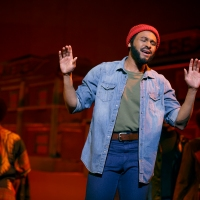 MMT QUICK CHAT with 'MOTOWN THE MUSICAL' actor Jarran Muse