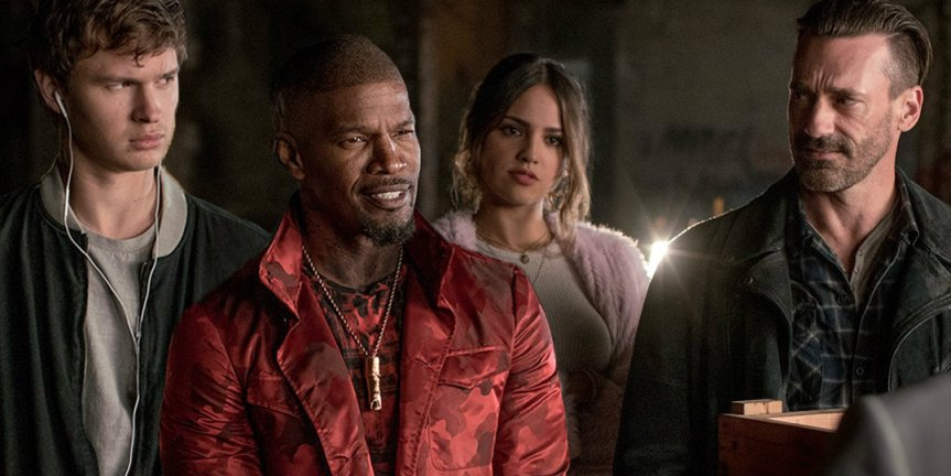 MMT Quick Review: BABY DRIVER by contributor Darryl King