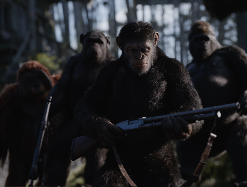 MMT Quick Review: WAR FOR THE PLANET OF THE APES
