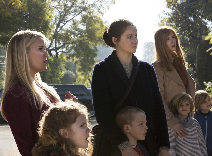 GIVEAWAY: DVD/Digital HD combo of BIG LITTLE LIES courtesy ofHBO