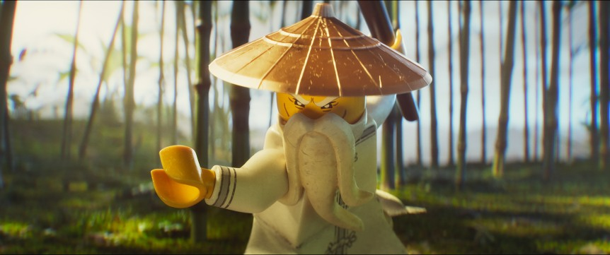 MMT Recommends THE LEGO NINJAGO MOVIE with mini review by subscriber SteveRodriguez