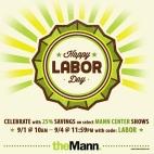 Mann Labor Day