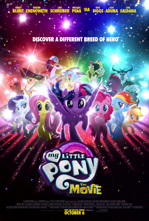 MMT Quick Review MY LITTLE PONY: THEMOVIE