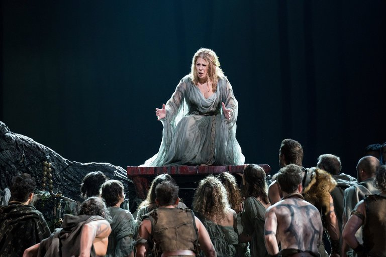 GIVEAWAY: MET LIVE IN HD 'NORMA' OCTOBER 7 (PHILLY, PA AREA)