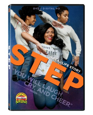 GIVEAWAY: STEP the movie on DVD/digital available noweverywhere