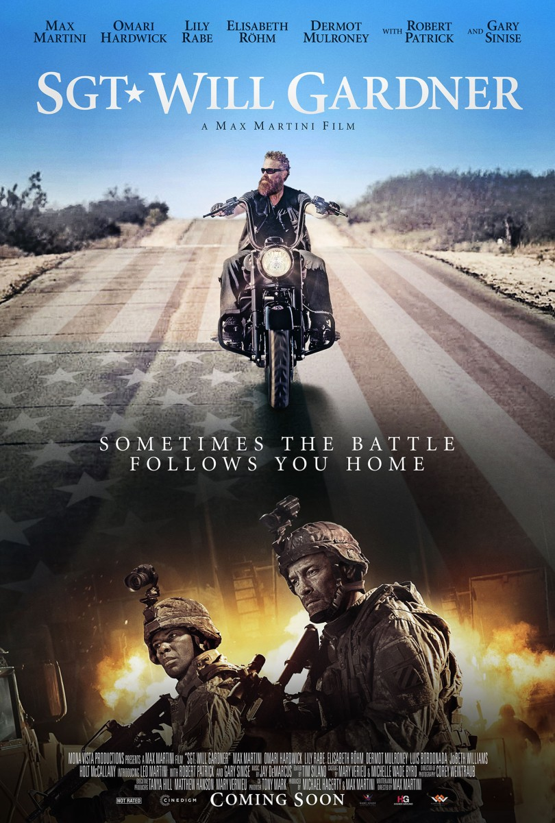 GIVEAWAY: SGT* WILL GARDNER released February 19 on DVD/Blu-Ray