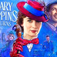 GIVEAWAY: MARY POPPINS RETURNS special Blu-Ray Combo pack with bonus