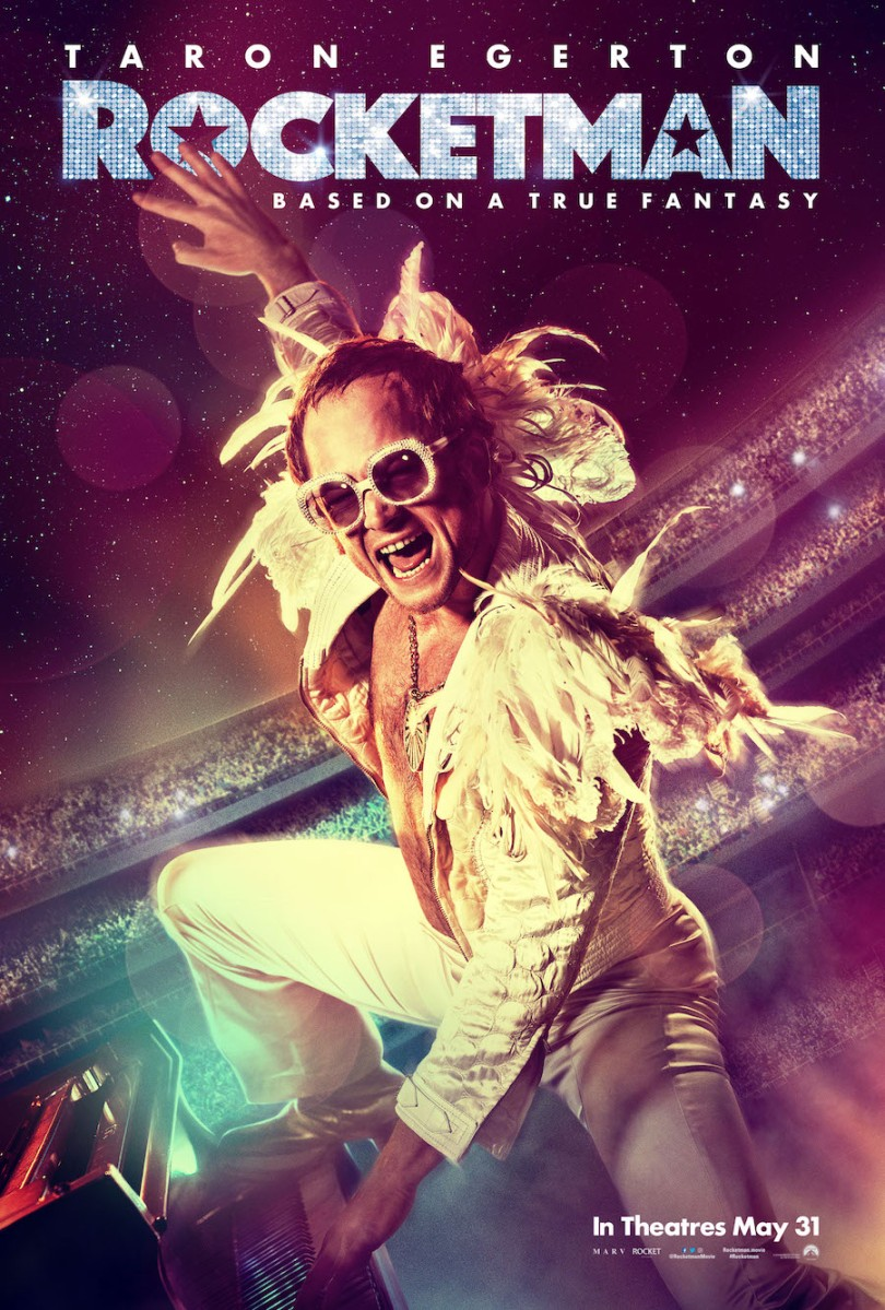 GIVEAWAY: advance screening of ROCKETMAN on Wednesday, May 29 (Philly, PA)