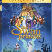 MMT Minute Thoughts on THE SWAN PRINCESS 25th Anniversary edition