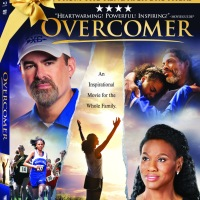 MMT Quick Review and Giveaway for OVERCOMER now on Blu-Ray, DVD + Digital