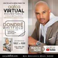AAFCA Roundtable Series: a chat with Dondre Whitfield