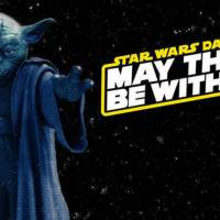 MAY THE 4TH BE WITH YOU - the entire STAR WARS saga streaming on Disney +