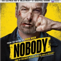 GIVEAWAY: digital code for NOBODY on Digital June 8 and 4K UHD, Blu-Ray and DVD June 22