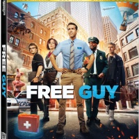 GIVEAWAY: digital code for FREE GUY available on DigitalNOWand on 4K Ultra HD, Blu-ray, and DVD on October 12